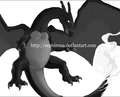 Black/Shiny Charizard