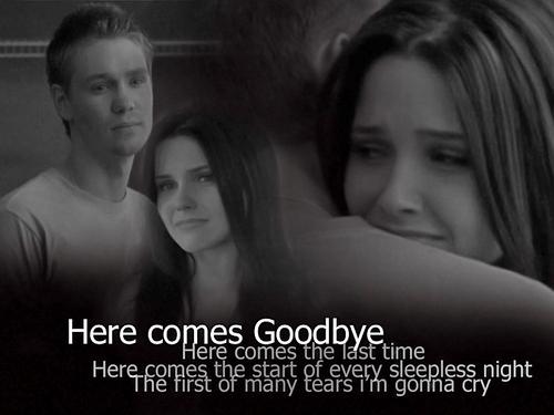 Brucas goodbye