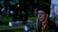 buffy-the-vampire-slayer - Buffy in hat in Storyteller screencap