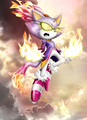 Burning Blaze - sonic-girls photo
