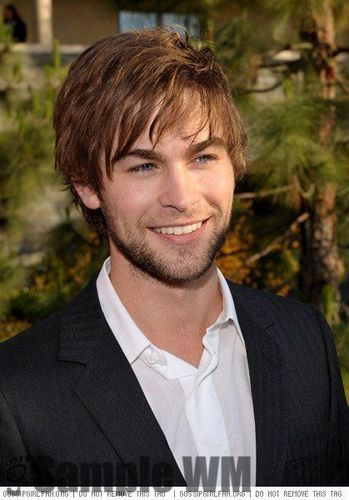 Chace Crawford at the 8th Annual Chrysalis butterfly, kipepeo Ball
