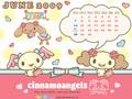 Cinnamoangels June 2009 Wallpaper