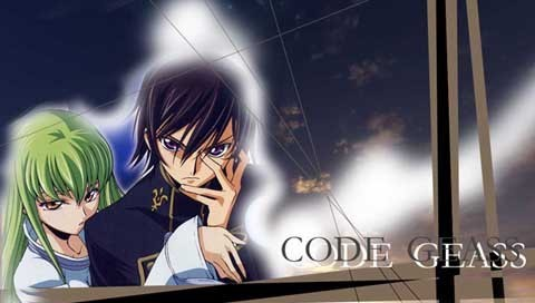 Code Geass*.
