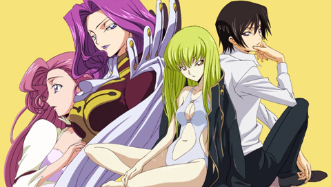 Code Geass karatasi la kupamba ukuta with anime entitled Code Geass*.