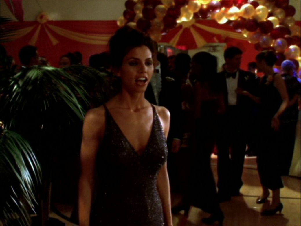 Cordelia's prom dress