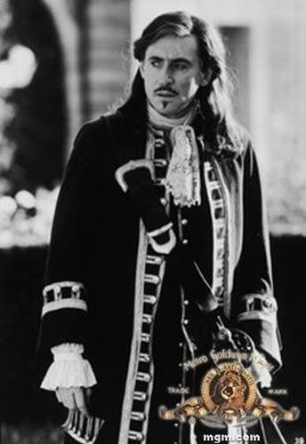 D'Artagnan, Gabriel Byrne