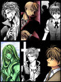 Darren Shan and friends - darren-shan fan art