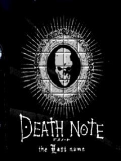 Death Note*.
