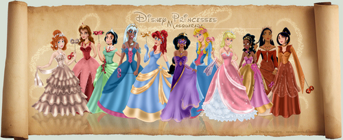 disney Ladies