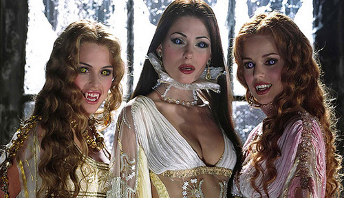 Dracula'sB Brides - VanHelsing movie