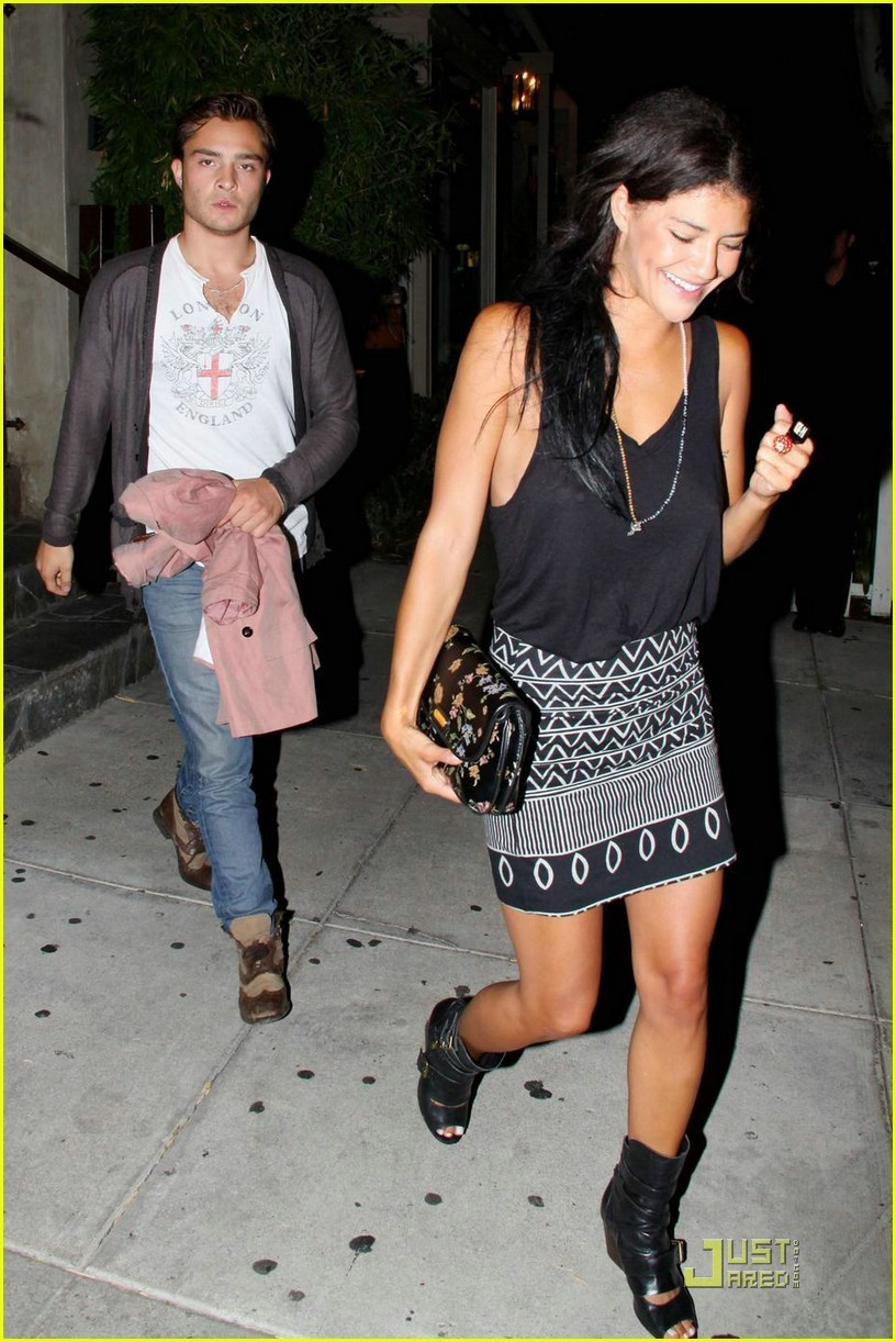 ed westwick and jessica szohr relationship quiz