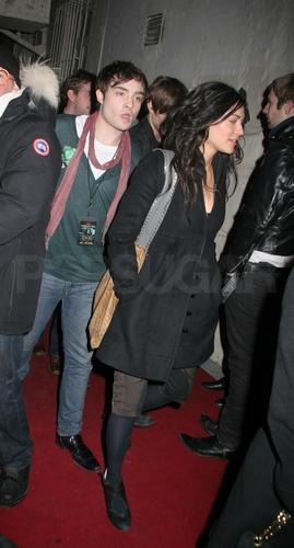 Ed and Jessica
