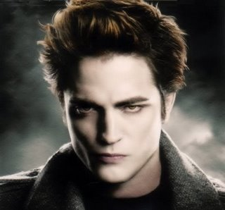 Edward and Bella wallpaper containing a portrait titled Edward Cullen