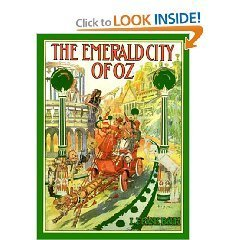 Emerald city of oz book cover