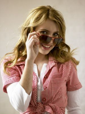Emma Roberts wallpaper containing sunglasses called Emma Roberts- Photoshoots