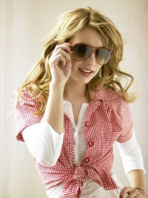 Emma Roberts wallpaper with sunglasses entitled Emma Roberts- Photoshoots