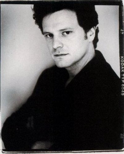 Colin Firth wallpaper probably containing a sign entitled Empire April 1997