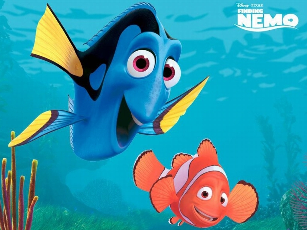 in finding nemo