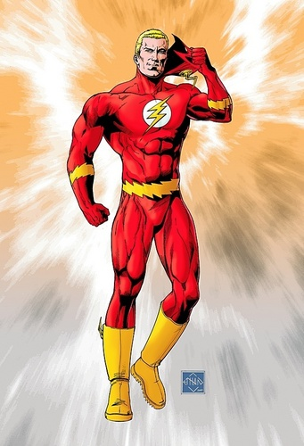 Flash Rebirth #6