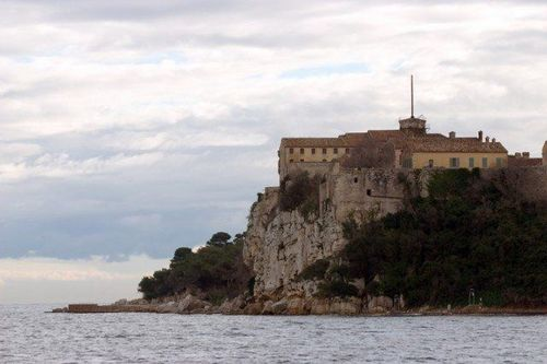 Fortress on the Island Sainte Marguerite