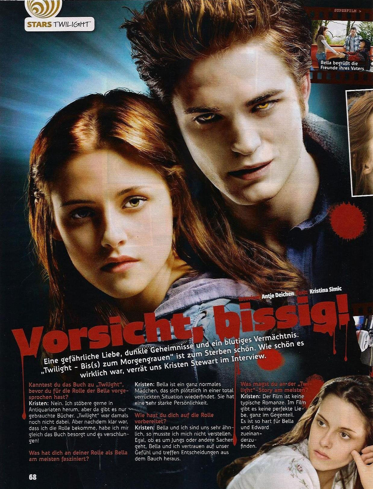 twilight film review essay 'twilight' is the first in a series of four books by stephenie meyer although billed as young adult, twilight appeals to a much broader audience.