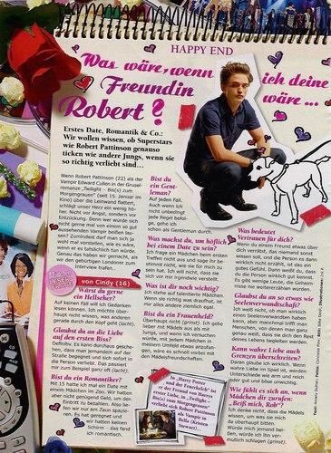 German Magazines Scans