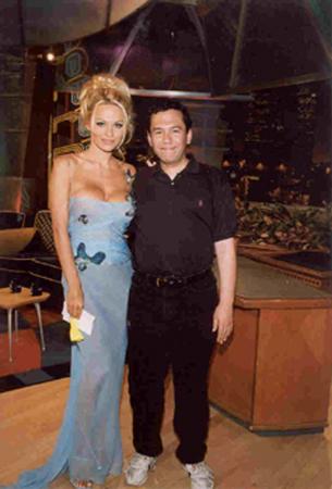 Gilbert & Pamela Lee Anderson