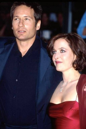 Gillian And David FTF Premiere and Promotion