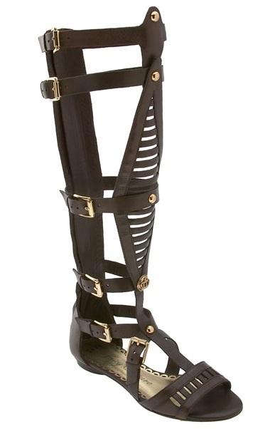gladiators and sandals