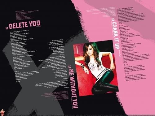 Guilty Pleasure Digital Booklet