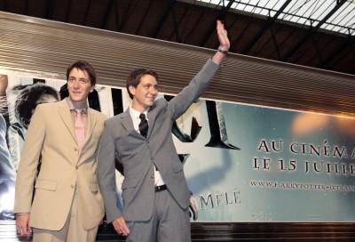 HBP French Tour Train Promotion