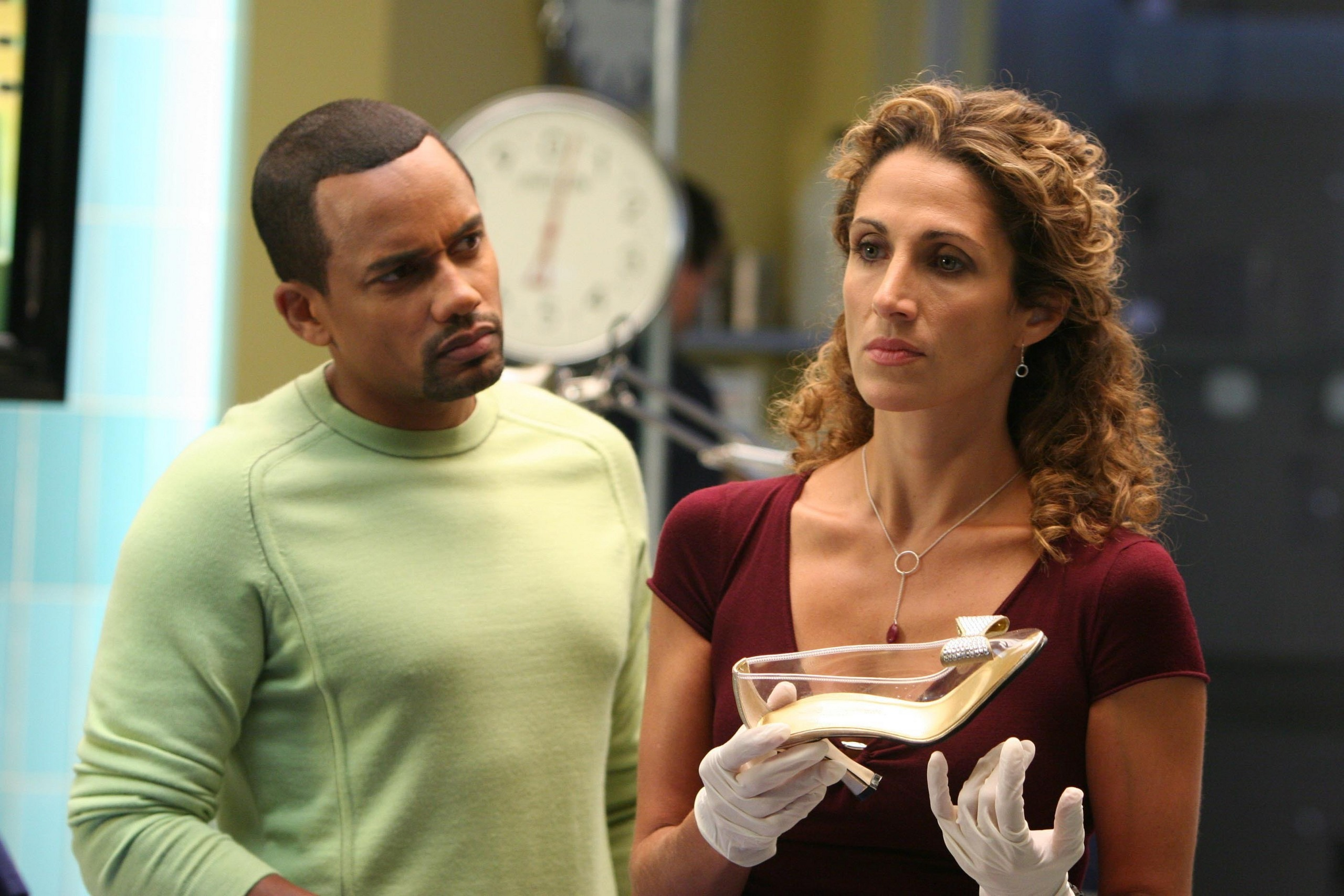 Hawkes & Stella - csi-ny photo