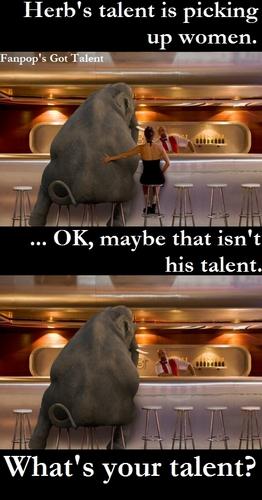 Herb's Got Talent... 또는 Not...