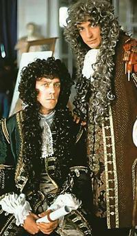 Hugh Laurie as King's Advisor