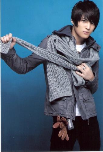 Hero Jae Joong wallpaper titled JJ calendar lotte photoshoot