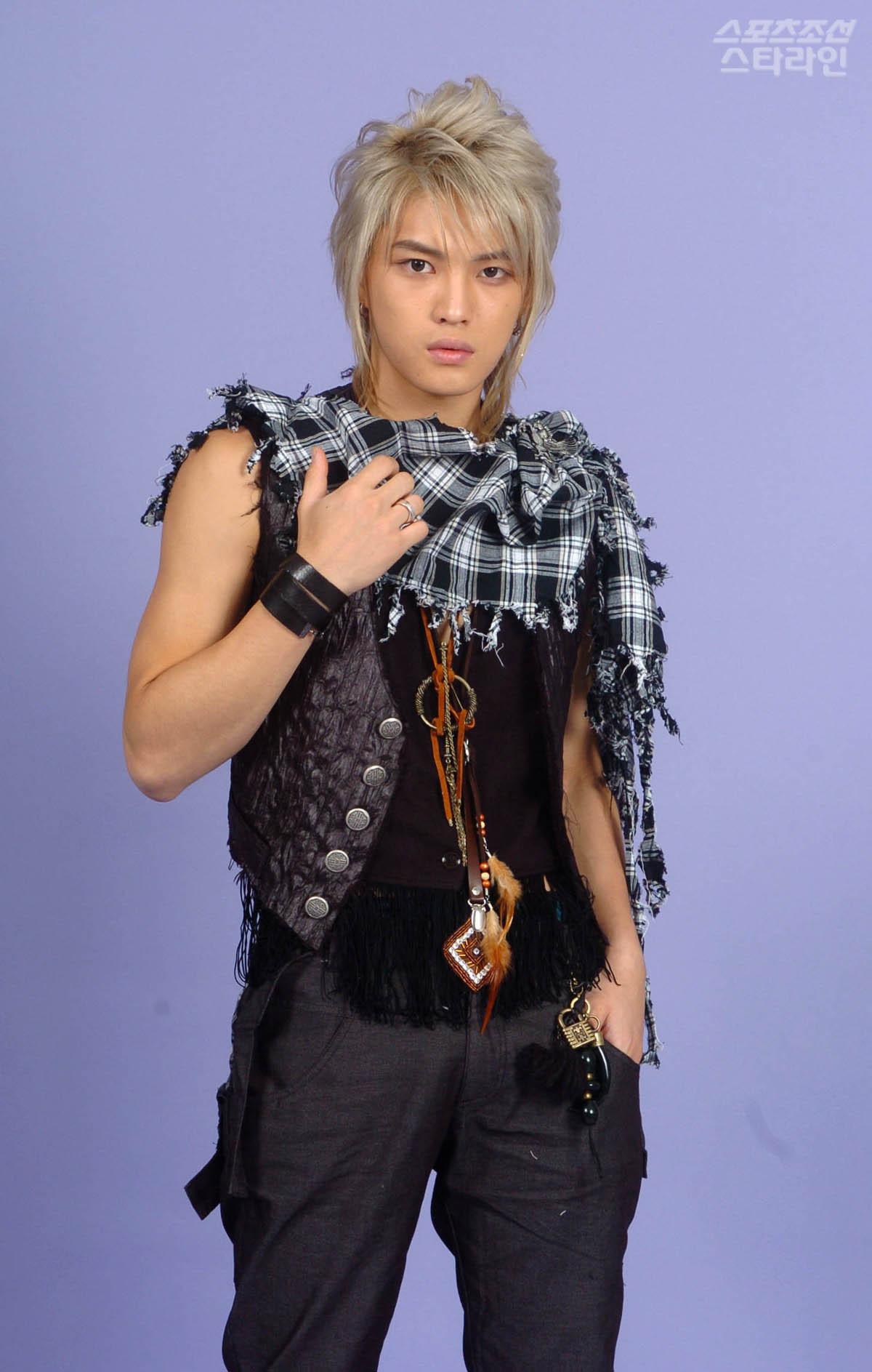 Jae joong O photoshoot