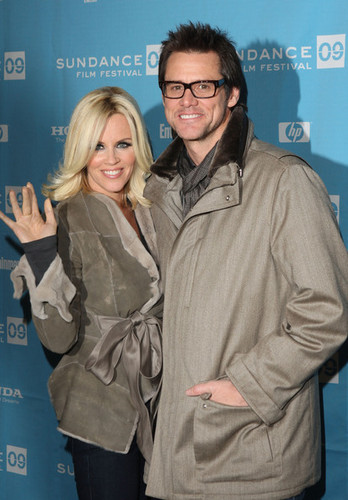 Jim, with Jenny @ the Sundance Film Festival