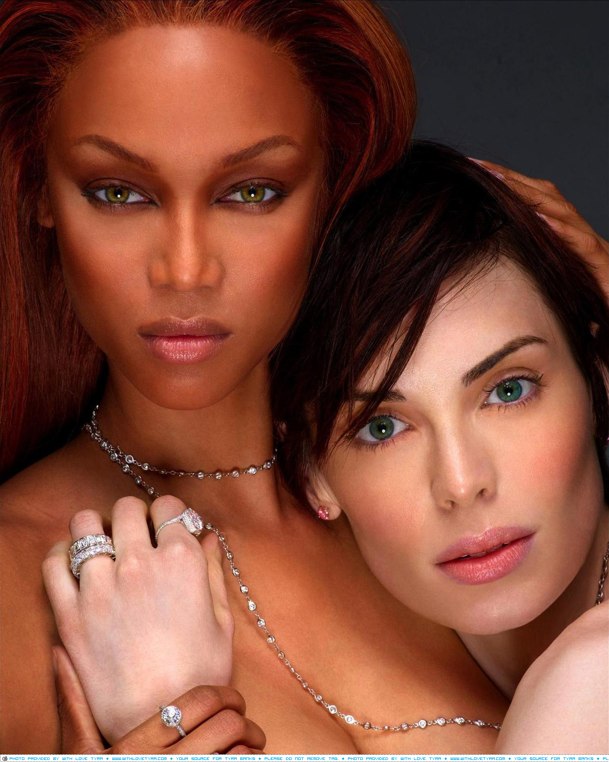 Joanna and tyra