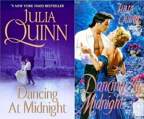 Julia Quinn - Dancing At Midnight