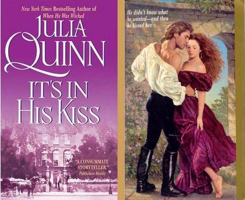 Historical Romance wallpaper probably with a sign and anime titled Julia Quinn