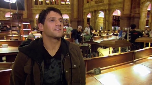 Justin in NT - justin-bartha Screencap