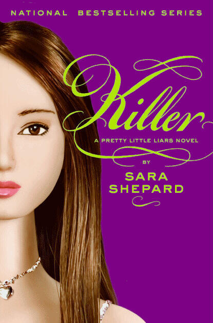 KILLER cover - pretty-little-liars photo