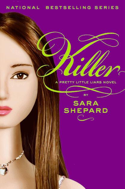 Pretty Little Liars First Book Cover : Killer cover pretty little liars photo fanpop