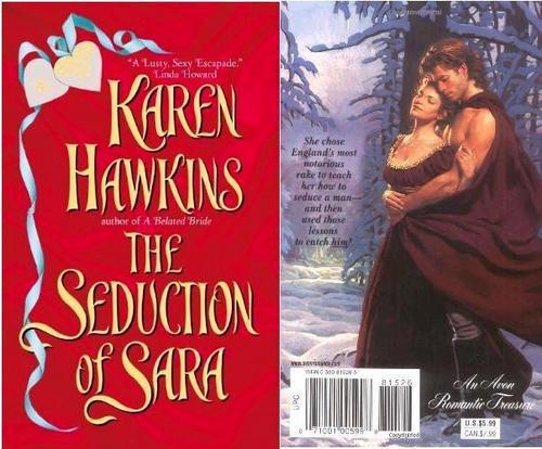 Historical Romance wallpaper with a sign and anime titled Karen Hawkins
