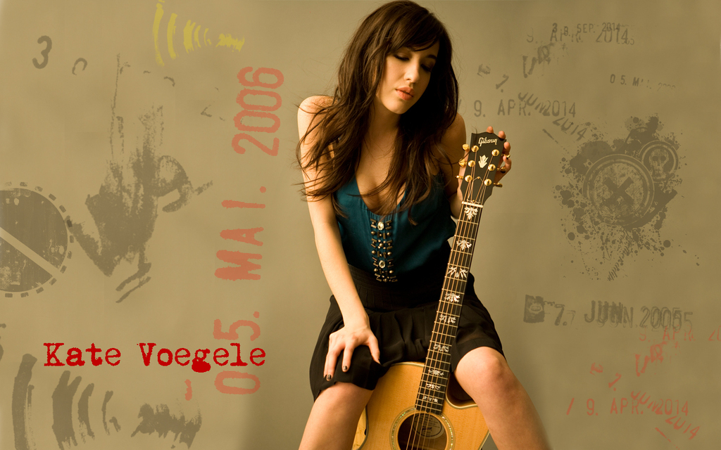 kate voegele forever and almost always lyrics