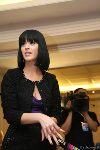 Katy in Moscow