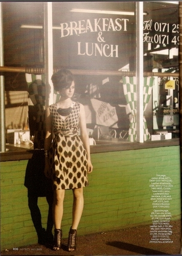 Kaya in UK Instyle