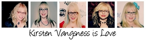 Kirsten Vangsness is Love