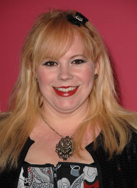 Kirsten Vangsness - Wallpaper Hot