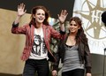 Kristen And Nikki - best buds - twilight-series photo